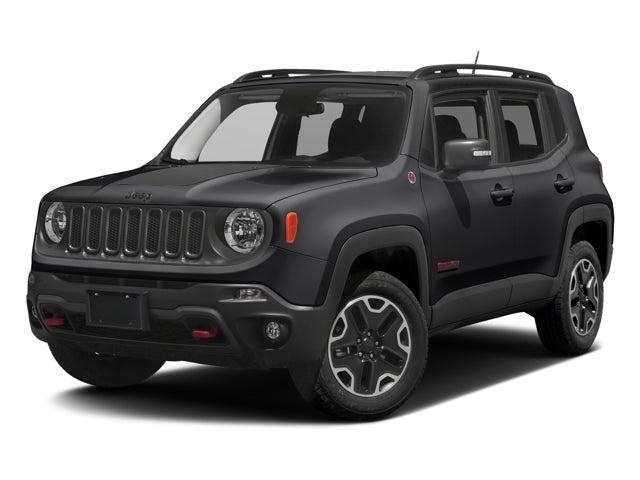 2017 jeep renegade trailhawk 4x4 zaccjbcb0hpg50049 don wood auto. Black Bedroom Furniture Sets. Home Design Ideas