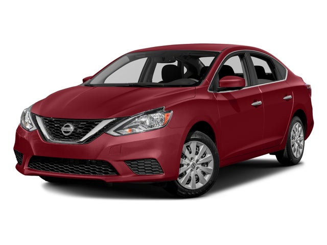 2017 Nissan Sentra Sv In Athens Oh Don Wood Automotive