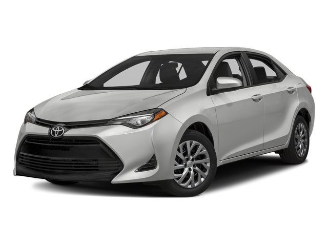 2017 Toyota Corolla LE In Athens, OH   Don Wood Automotive