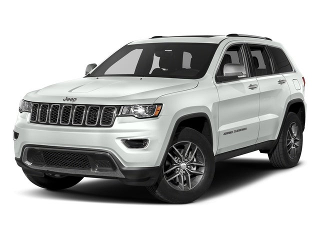 2018 Jeep Grand Cherokee Limited 4x4 1c4rjfbt3jc148707