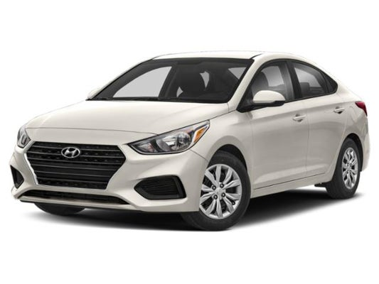 Hyundai Accent 15 Mpg >> 2020 Hyundai Accent Se Sedan Ivt