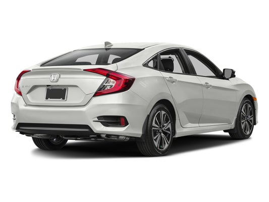 2016 Honda Civic Ex T In Athens Oh Don Wood Automotive