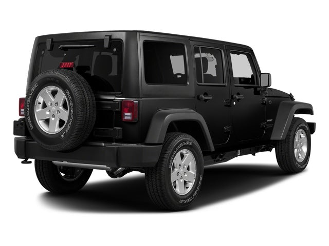 2017 Jeep Wrangler Unlimited Unlimited Sport In Athens, OH   Don Wood  Automotive