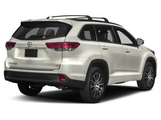 2019 Toyota Highlander Se 5tdjzrfhxks962608 Don Wood Auto