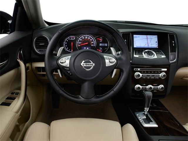 Nissan Maxima Interior Parts 2012