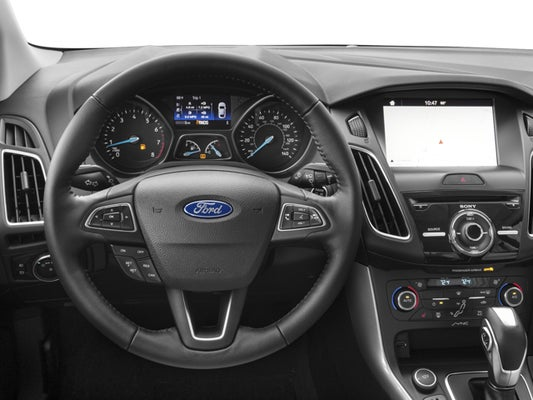 2016 Ford Focus Anium In Athens Oh Don Wood Automotive