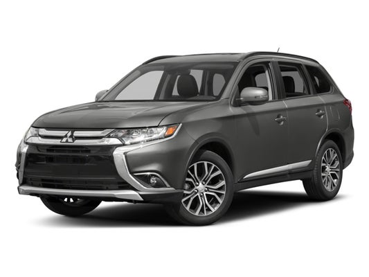 2016 Mitsubishi Outlander Sel In Athens Oh Don Wood Automotive