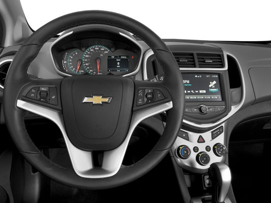 2017 Chevrolet Sonic Lt In Athens Oh Don Wood Automotive