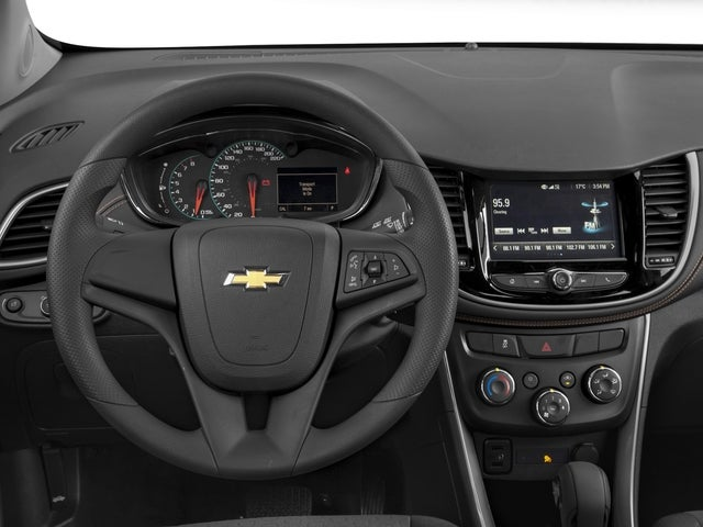 2018 Chevrolet Trax LS 3GNCJKS...