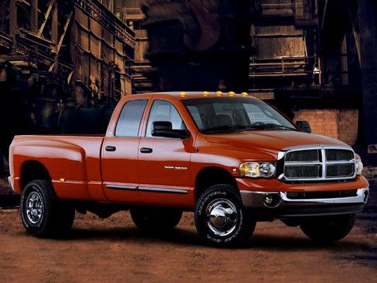 2004 ram 1500 tire size