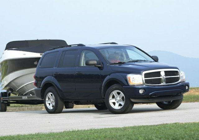 2004 Dodge Durango Slt In Athens Oh Don Wood Automotive