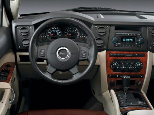 2006 Jeep Commander Base In Athens Oh Don Wood Automotive