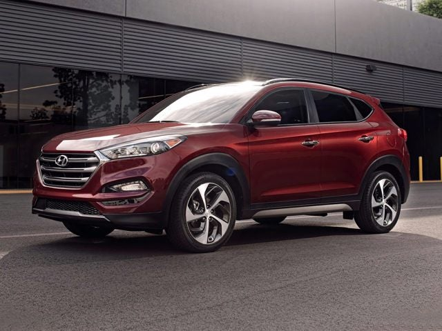 2018 Hyundai Tucson Limited In Athens Oh Don Wood Automotive