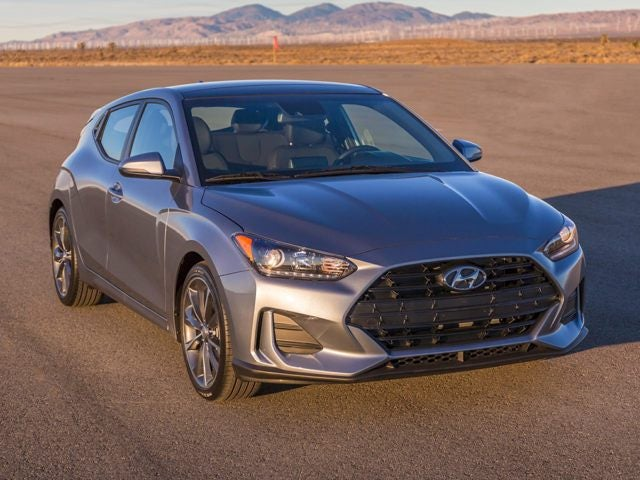 2019 Hyundai Veloster Turbo In Athens, OH   Don Wood Automotive
