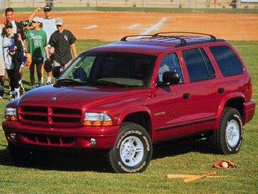 28+ 2004 Dodge Durango Slt Sport Utility 4D