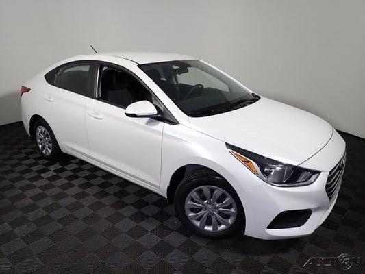 2020 Hyundai Accent Se Sedan Ivt 3kpc24a62le126843 Don Wood Auto