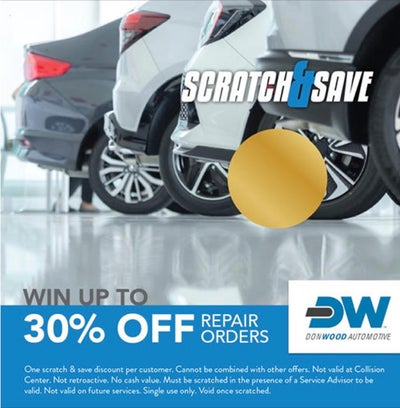 Scratch and SAVE Up To 30%!